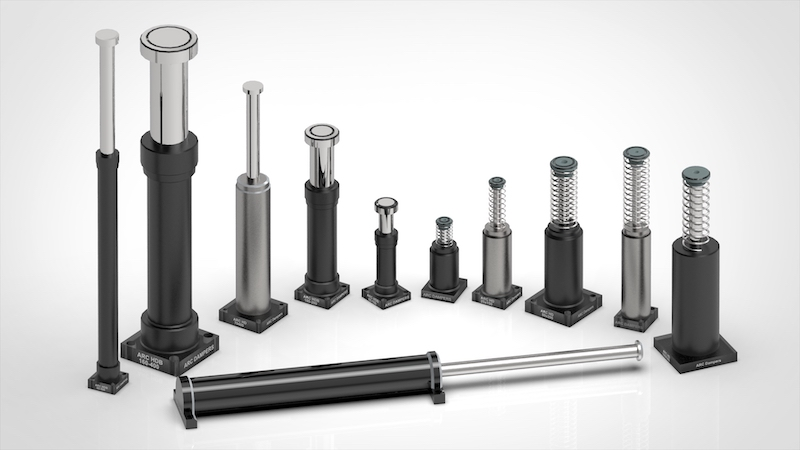 Large Shock Absorbers